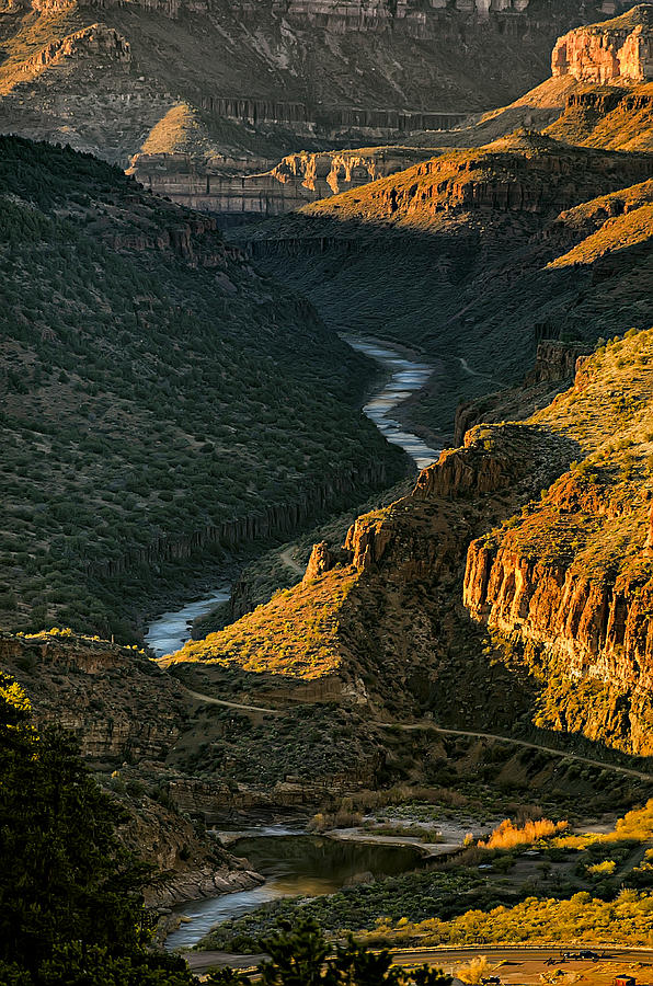 Salt River Canyon No.27 Photograph