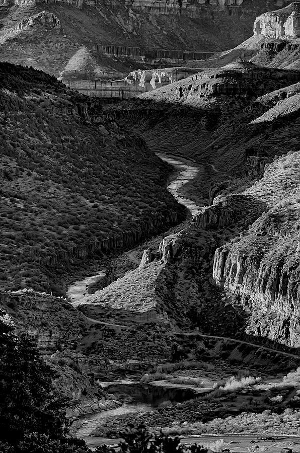 Salt River Canyon No.28 Photograph