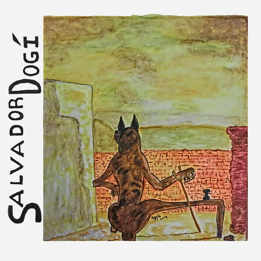 Salvador Dogi by Stephanie Agliano