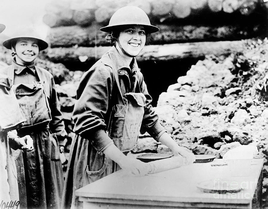 1920 Photograph - Salvation Army, C1920 by Granger