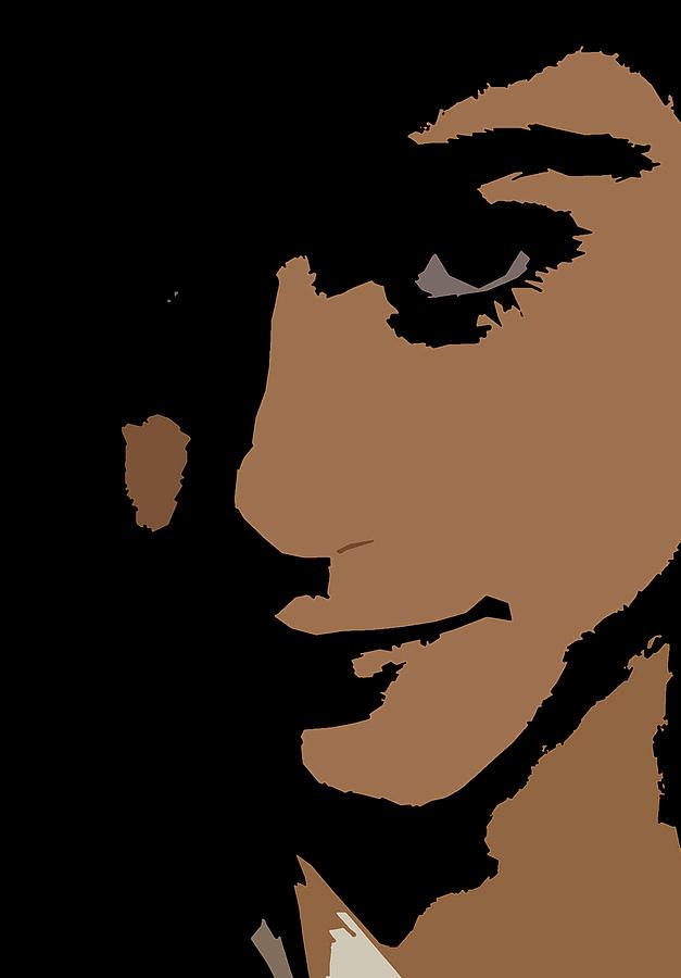 Portrait Digital Art - Sam IIII by James Granberry