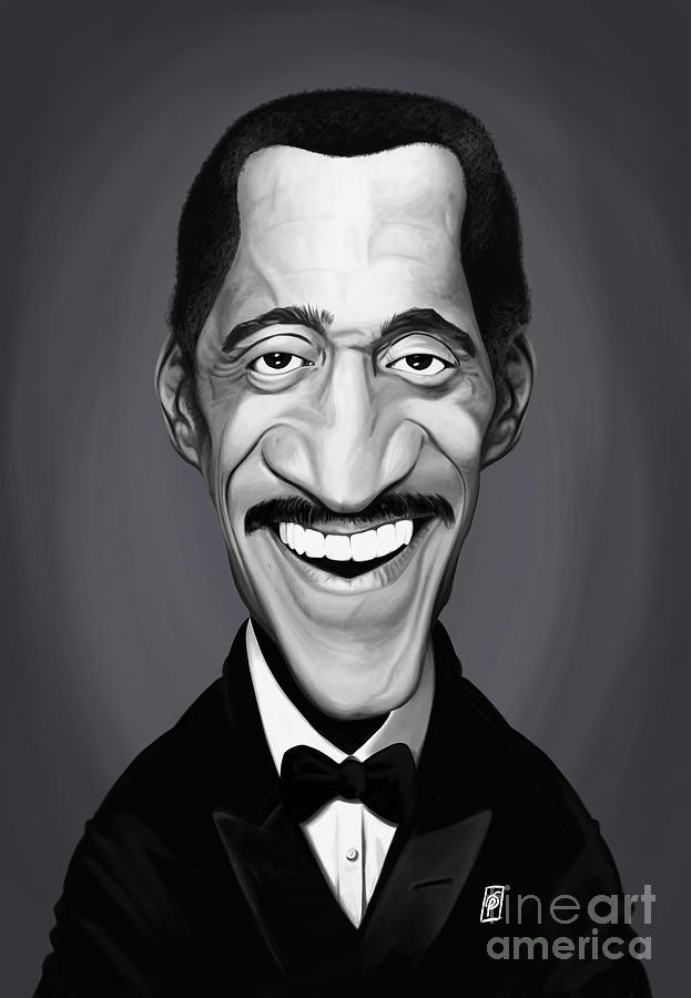 Celebrity Sunday - Sammy Davis Jnr by Rob Snow