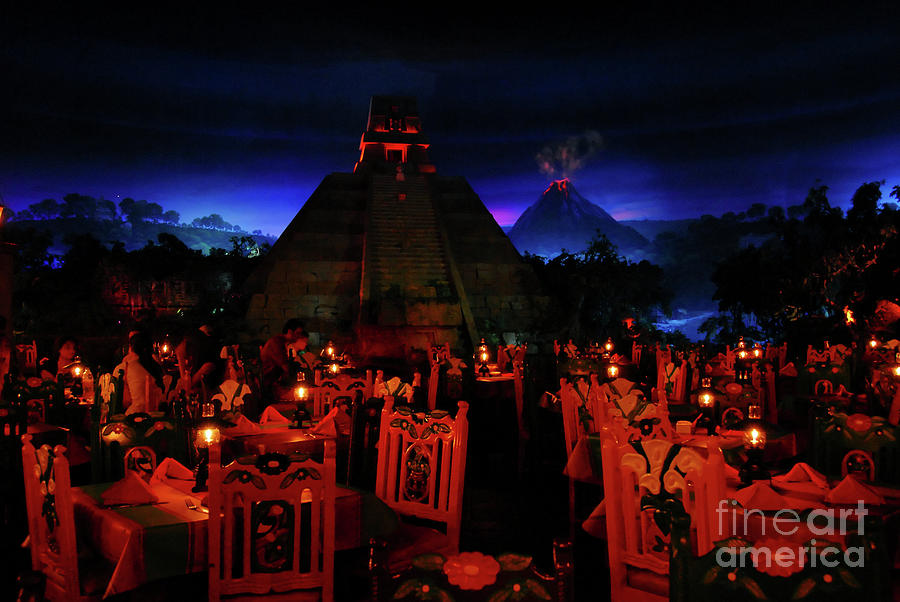 Fine Art Photography Photograph - San Angel Inn Mexico by David Lee Thompson