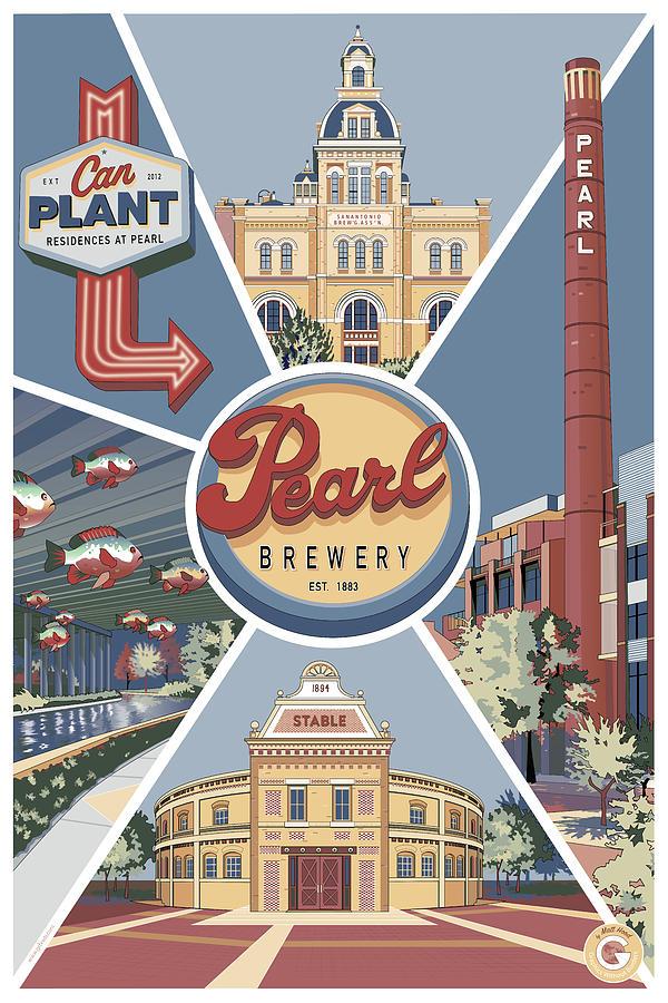 San Antonio's Pearl by Matt Hood