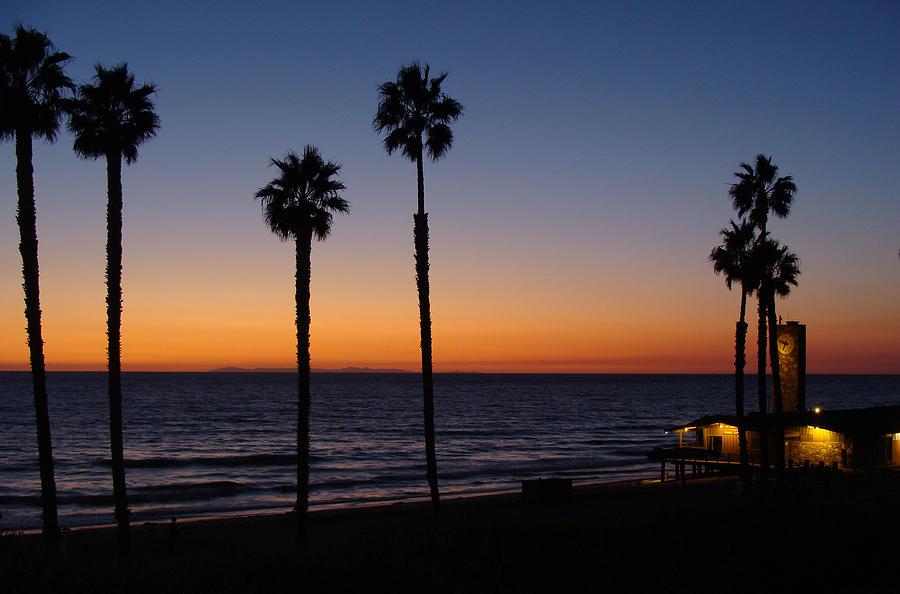 Landscape Photograph - San Clemente Sunset by Ty Nichols