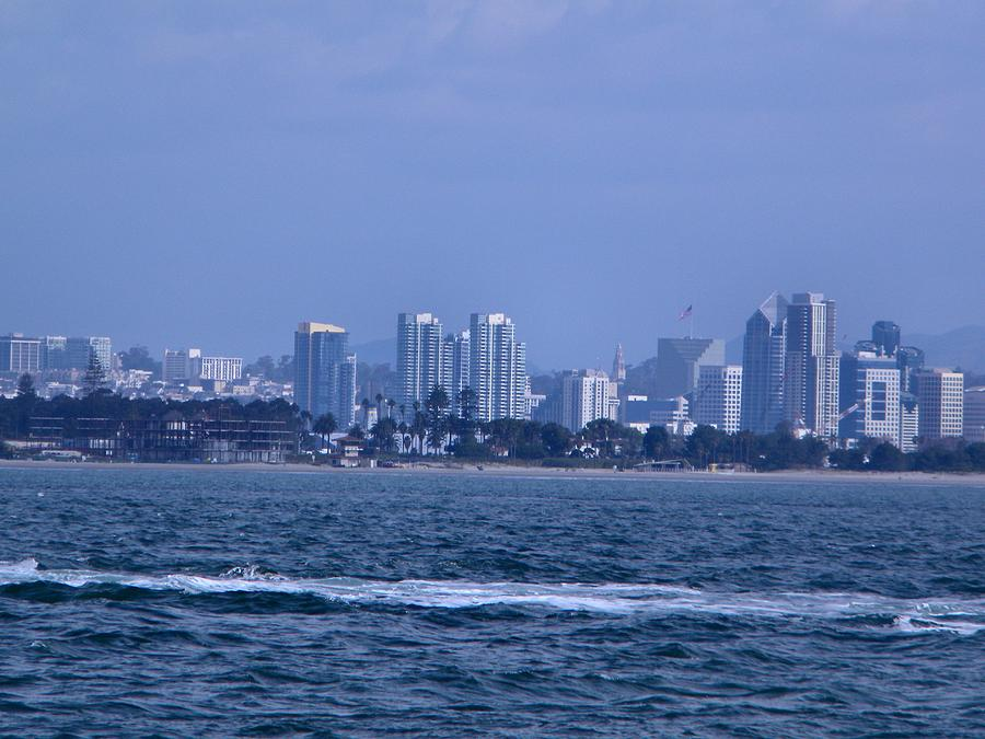 Landscape Photograph - San Diego by Guillermo Mason