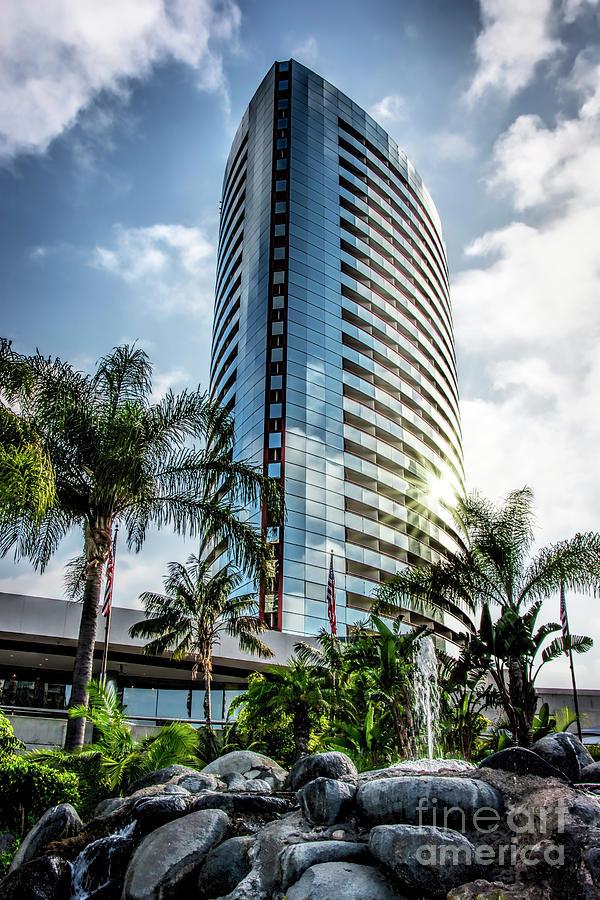 San Diego Marriott Marquis Photograph