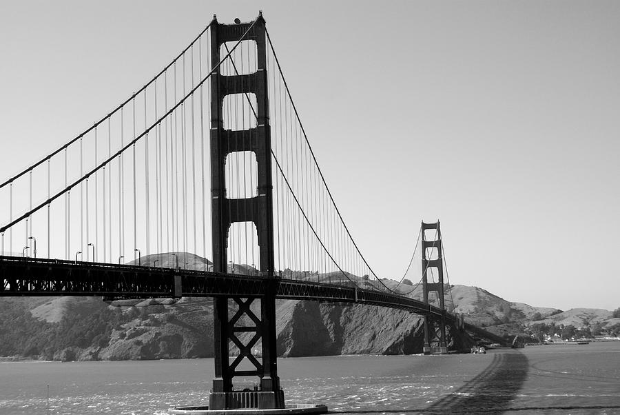 Architecture Photograph - San Fran Architectural Gem by Sonja Anderson