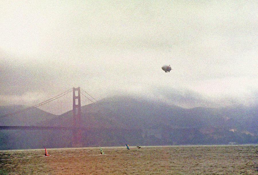San Francisco Bay Photograph - San Francisco Bay Recreation 1 by Steve Ohlsen