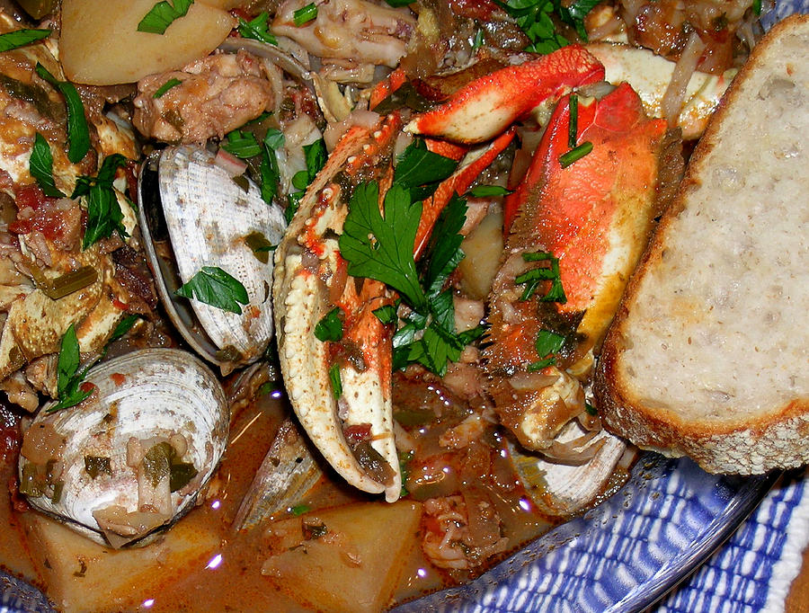 San Francisco Cioppino by James Temple