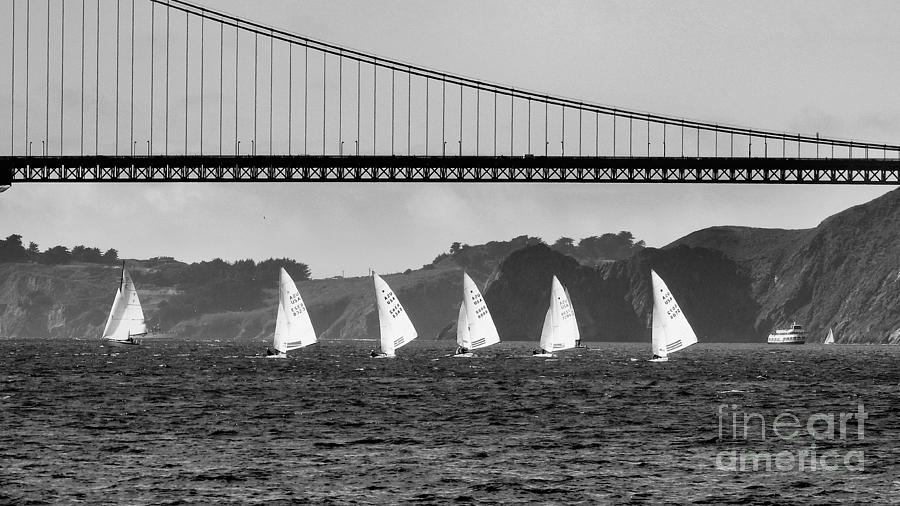 San Francisco Seascape Photograph by Scott Cameron