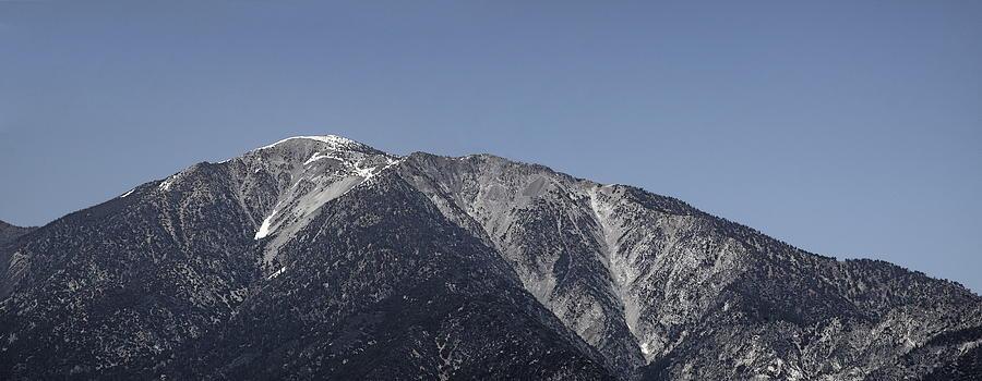 Pick Photograph - San Gabriel Mountains by Viktor Savchenko