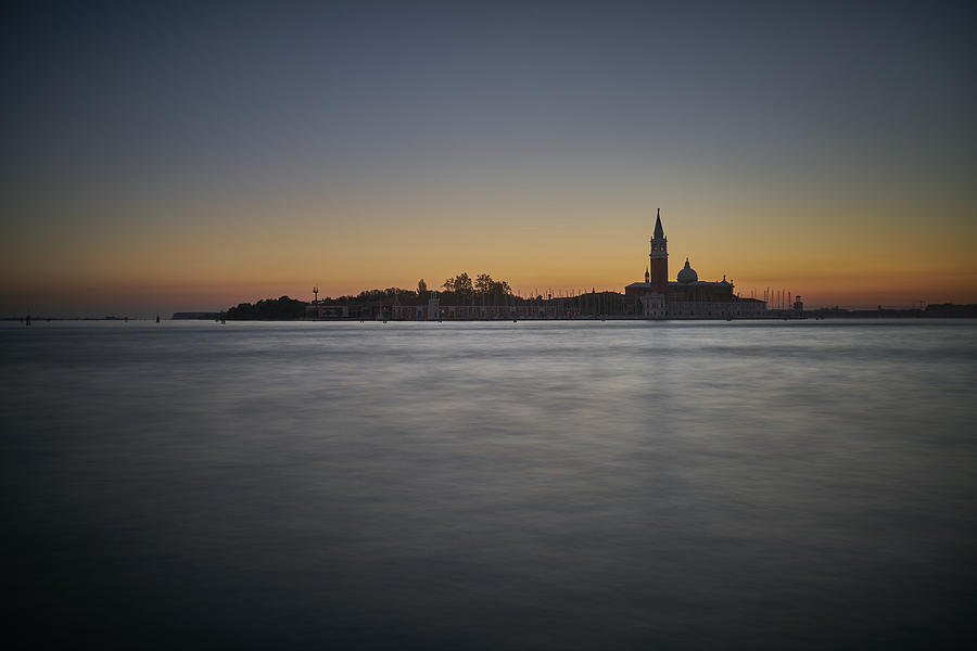 San Giorgio Sunset 0933 by Marco Missiaja