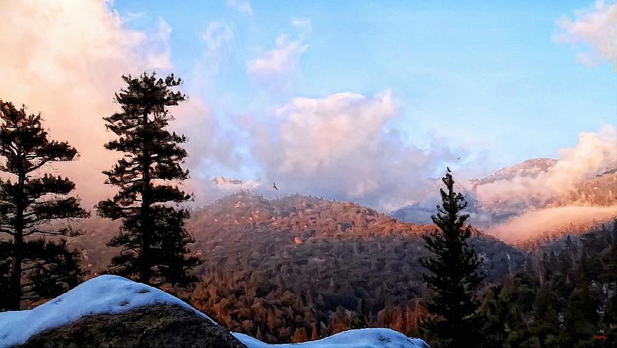 San Jacinto Mountain Photograph - San Jacinto Mountains - California by Glenn McCarthy Art and Photography