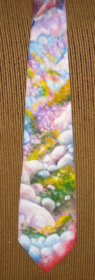 Desert Painting - San Jacinto Spring by David Kelly