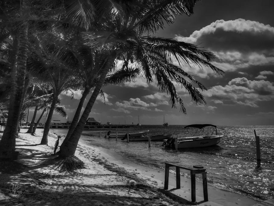 San Pedro Photograph - San Pedro 001 Bw by Lance Vaughn