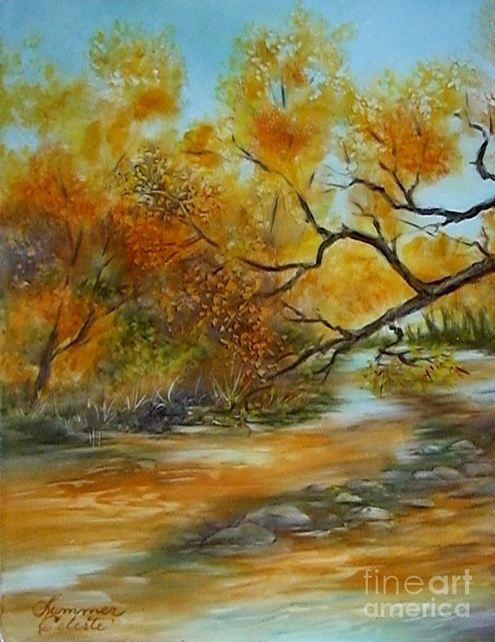 San Pedro River by Summer Celeste