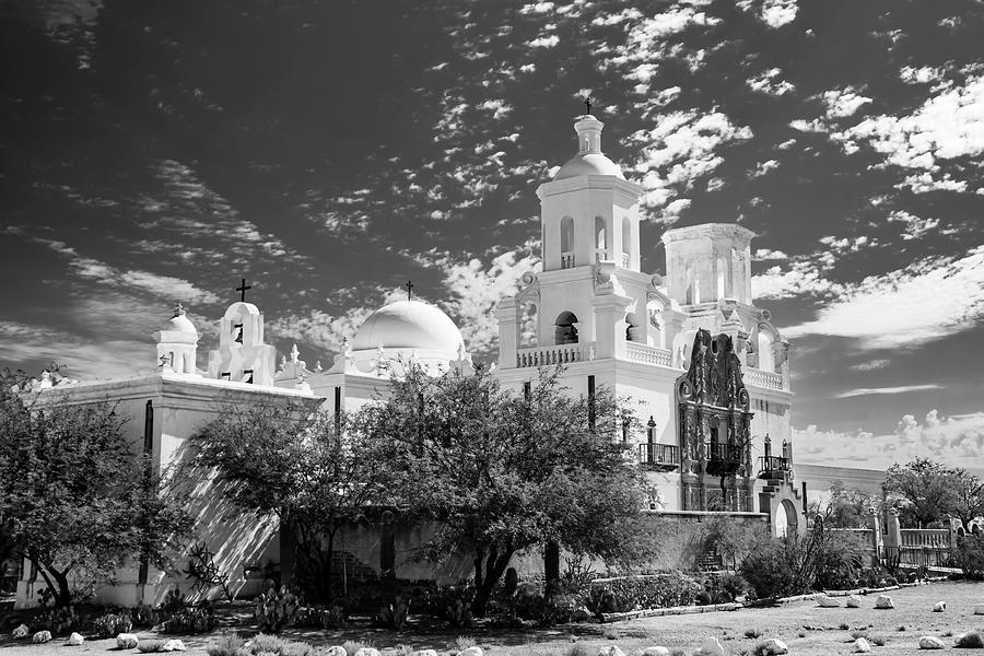 San Xavier Morning Photograph