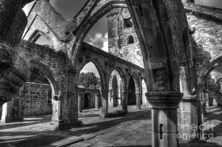 Heptonstall Photograph - Sanctuarium Contritum Unum by John Ellison