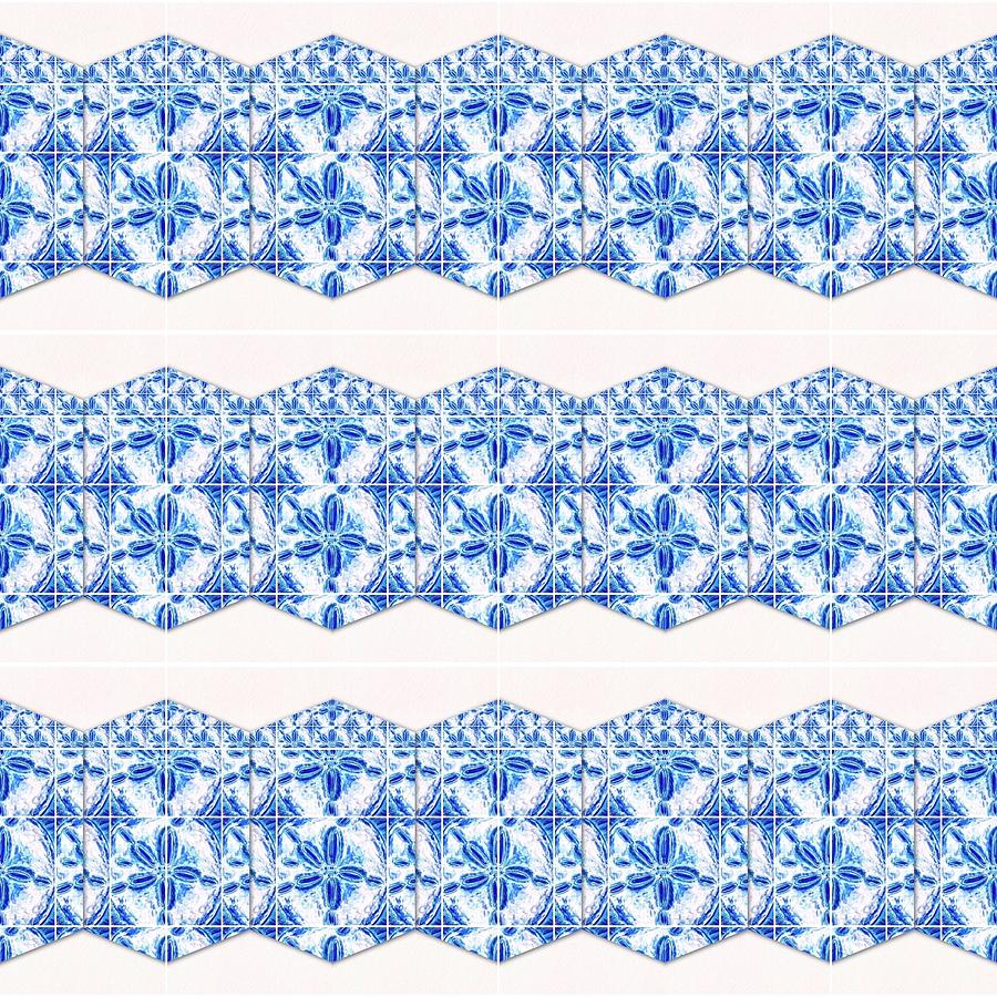 Sand Dollar Delight Pattern 4 by Monique Faella