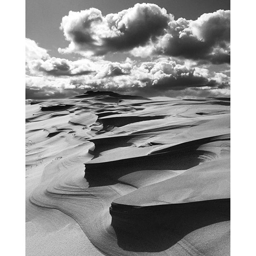 Beautiful Photograph - Sand Dunes Photo By @pauldalsasso hat by Paul Dal Sasso