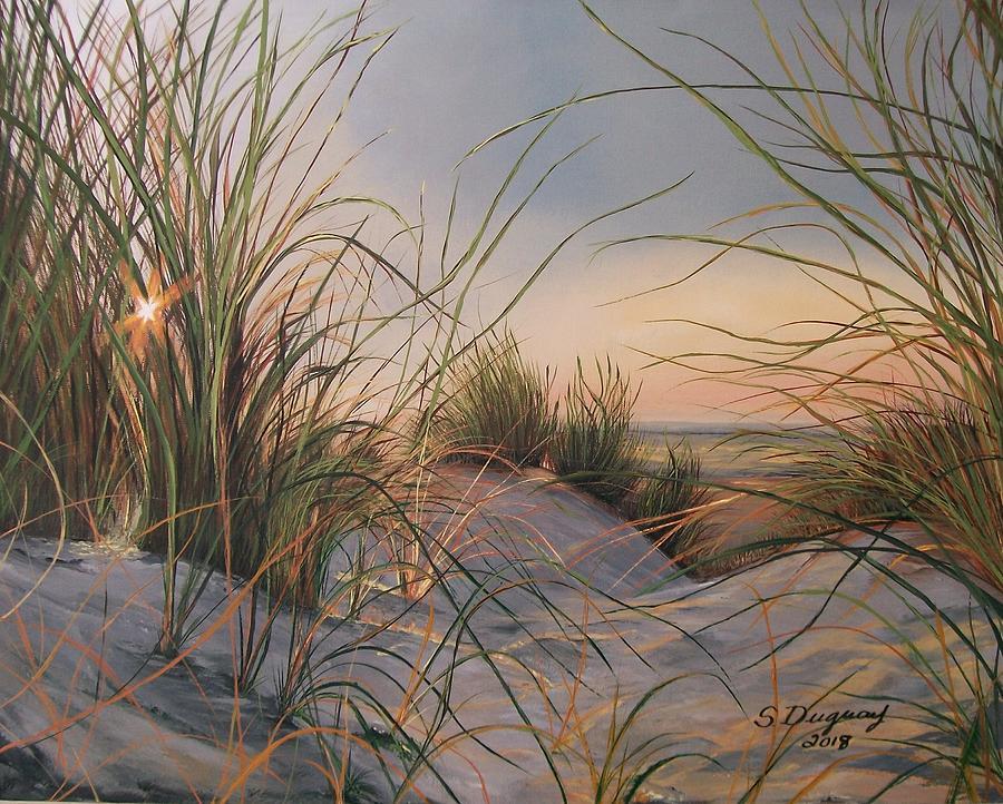Sand Dunes  by Sharon Duguay