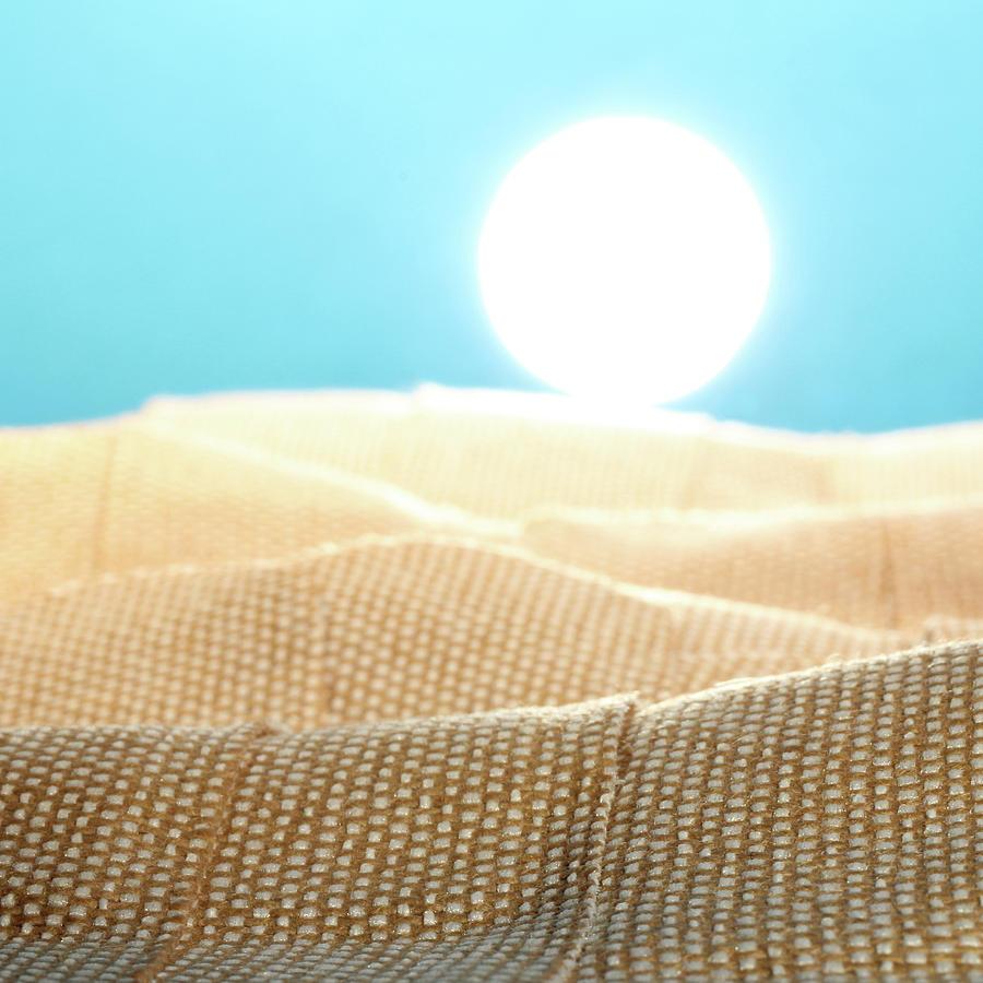 Sand Dunes by Stephen Dorsett
