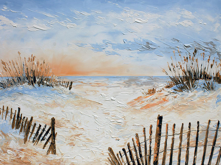 Sand Fences by William Love