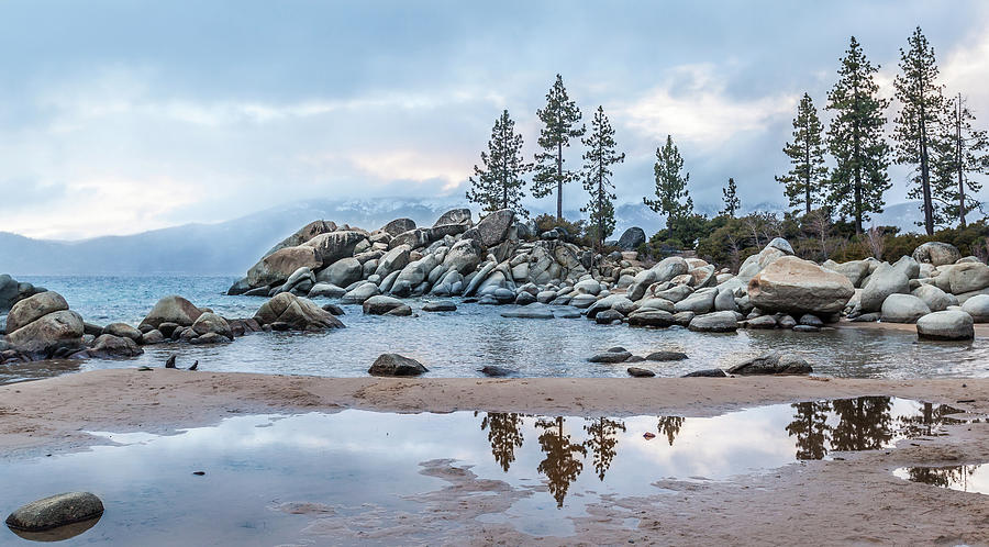 Sand Harbor by Charles Garcia