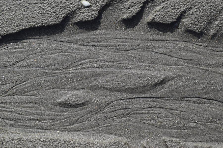 Sand Patterns by Curtis Krusie