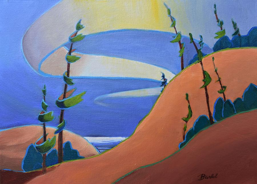 Sandbanks by Barbel Smith