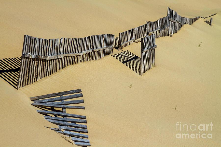 Sandbreaks Photograph