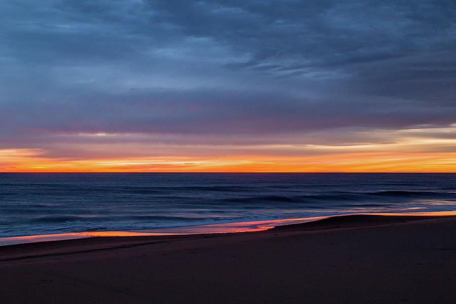 Landscape Photograph - Sandbridge Sunrise by M C Hood