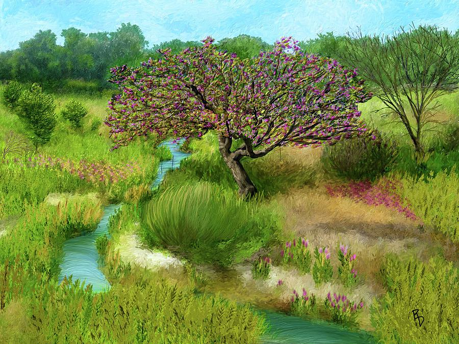 Sandhills Creek by Ric Darrell