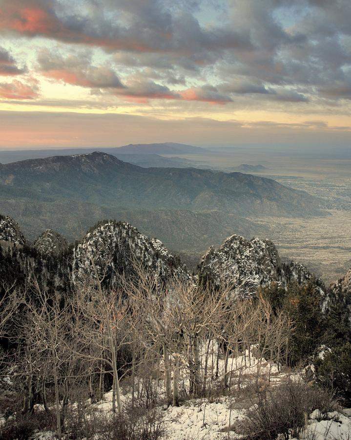 Sandia Mountains Photograph - Sandia Happening.. by Al  Swasey