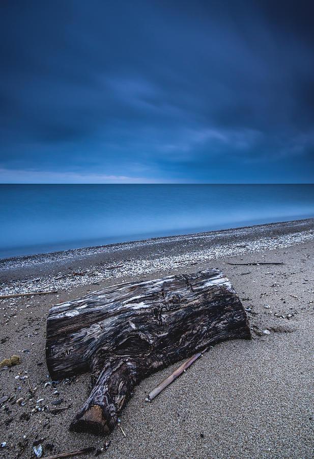 Sandpoint Beach Sunrise Photograph
