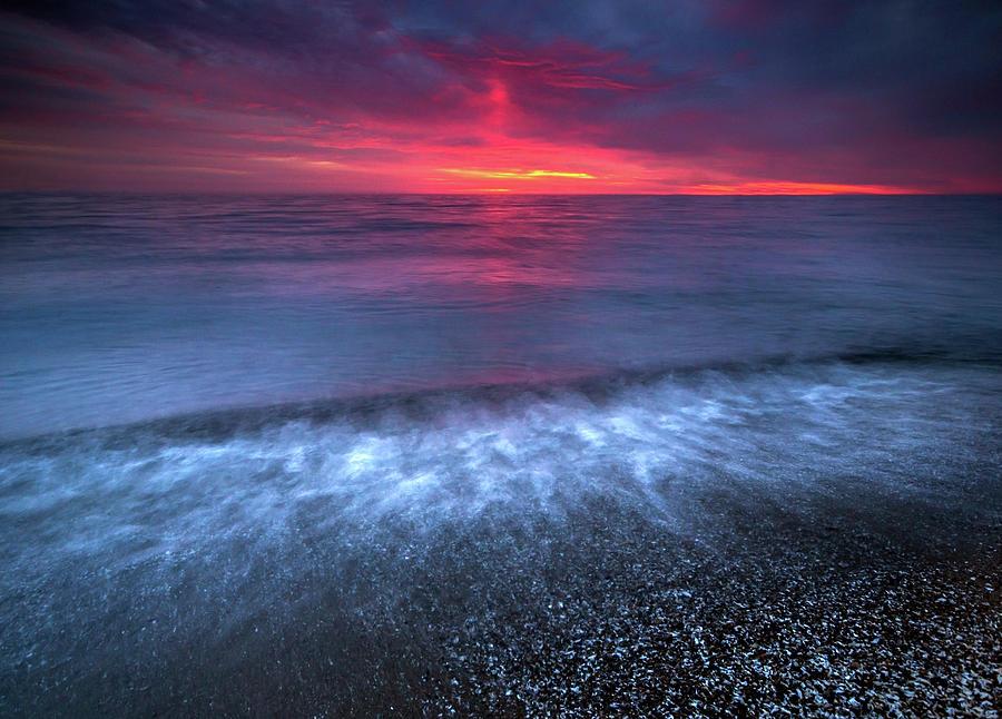 Sandpoint Sunrise Photograph