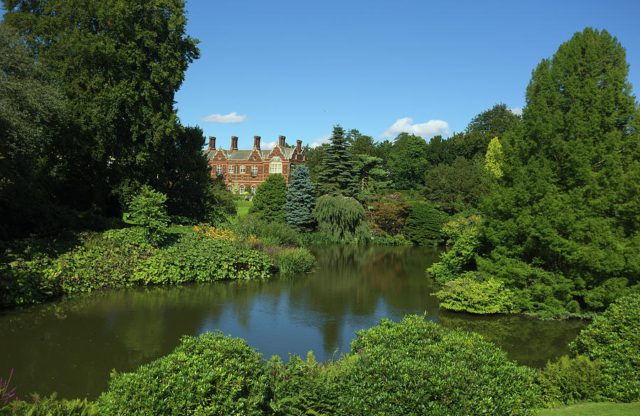 Sandringham House and grounds by Paul Cowan