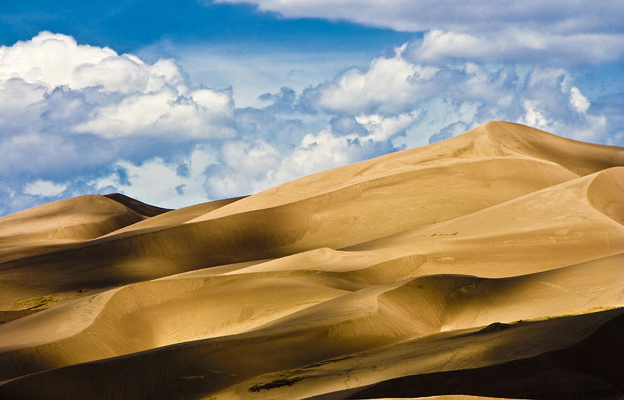 Sand Photograph - Sands Of Time by Ches Black