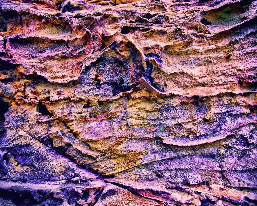 Sandstone Abstract Photograph