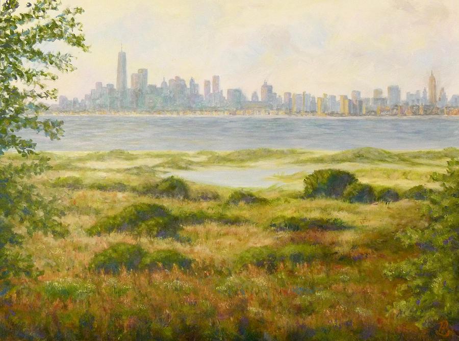 Sandy Hook View by Joe Bergholm