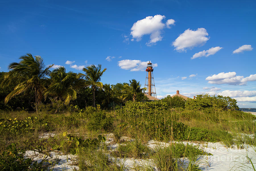 Sanibel Island Light Photograph   Sanibel Island Light By Felix Lai