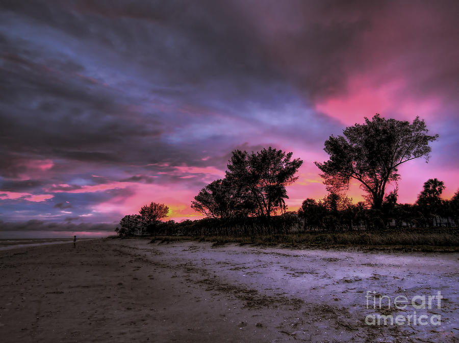 Sanibel Island Twilight by Jeff Breiman