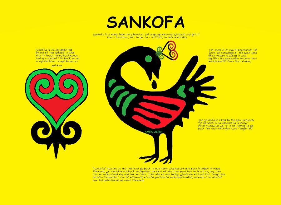 Sankofa Knowledge by Adenike AmenRa