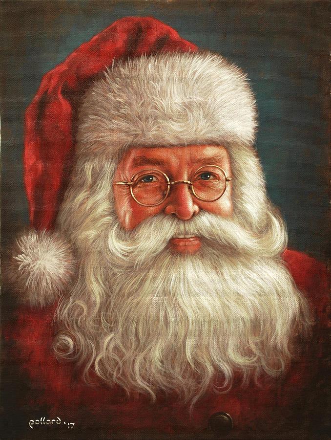 Santa 2017 by Glenn Pollard
