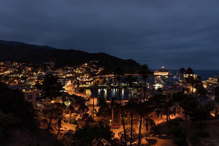 Santa Catalina Island Nightscape Photograph