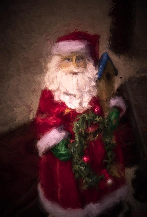 Santa Claus by Cathy Jourdan