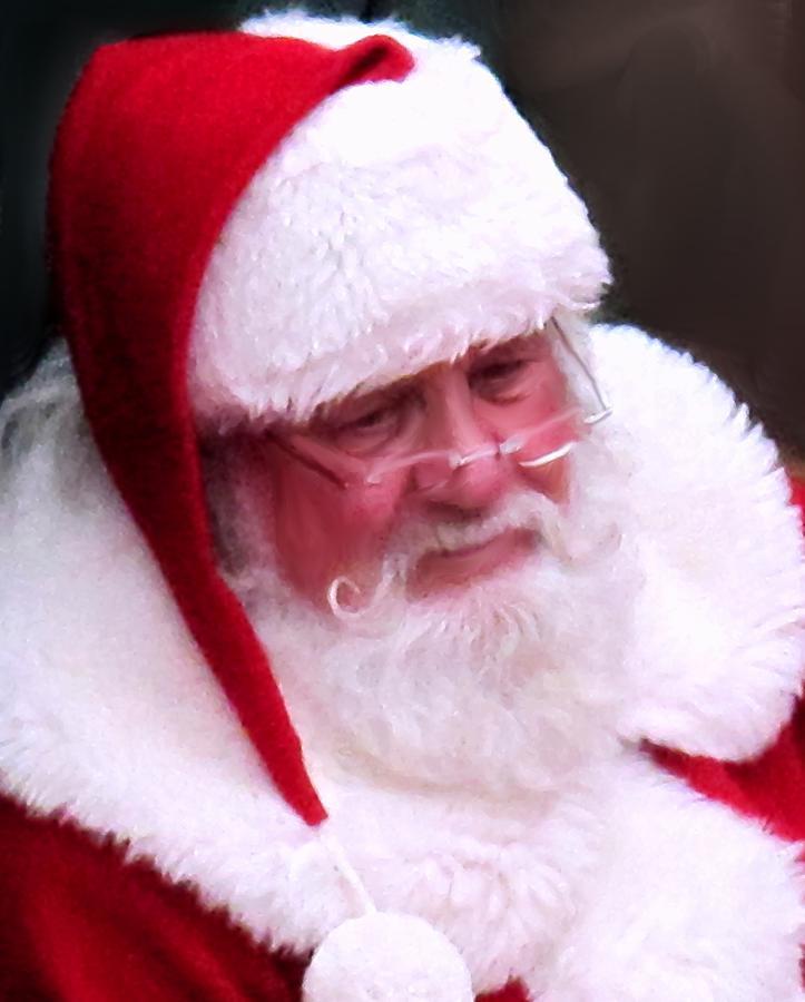Santa Clause Digital Art