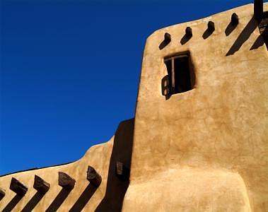 Santa Fe Photograph - Santa Fe Adobe by Susan Peirce