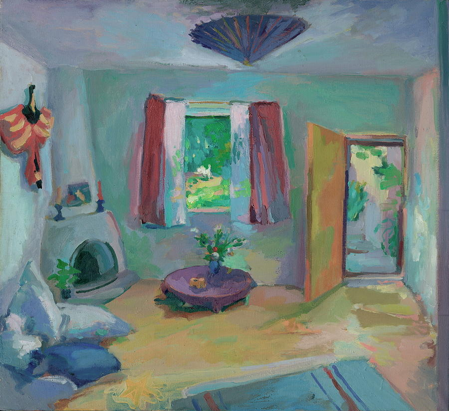 Santa Fe Living Room by Sperry Andrews